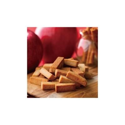 マクロビクッキー グルテンフリー ビスコッティ 硬い 米粉と米ぬかのビスコッティ アップル&シナモン 米粉 米ぬか