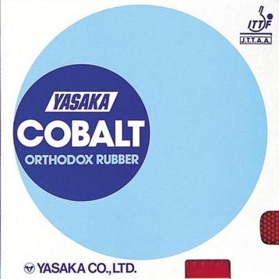 卓球 ラバー 初心者 中級者 上級者 卓球ラバー Yasaka ヤサカ コバルト X-2(小粒) aca0056 ネコポス便送料無料