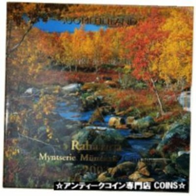 金貨 銀貨 硬貨 シルバー ゴールド アンティークコイン [#788717] Finland, Set, l'orpailleur, 2003, BU, MS(65-70)