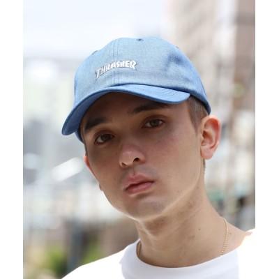 ROOP TOKYO / THRASHER/スラッシャー 21TH-C02 キャップ MEN 帽子 > キャップ
