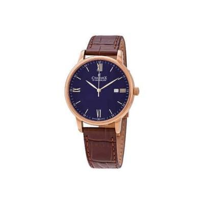 腕時計 シャーム メンズ Charmex Amalfi Quartz Blue Dial Men's Watch 3032
