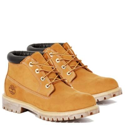 ティンバーランド Timberland ブーツ チャッカ メンズ WATERPROOF CHUKKA BOOT 23061 Wワイズ 防水 予約 11月上旬 再入荷予定