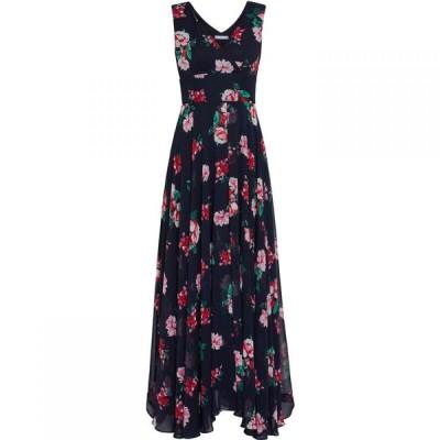 ジーナ バッコーニ Gina Bacconi レディース ワンピース ワンピース・ドレス Edana Chiffon Maxi Dress Multi-Coloured