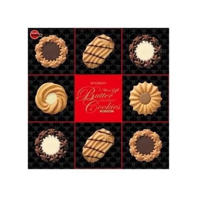 【納期目安:1週間】ブルボン 4901360311682 ミニギフトバタークッキー缶 31168