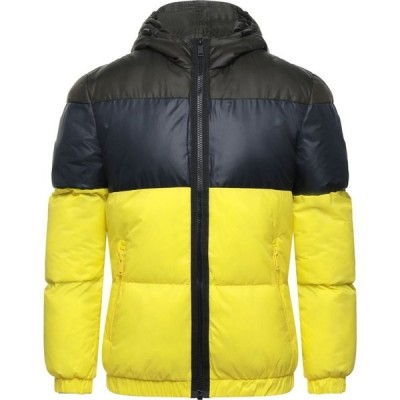 アレッサンドロ デラクア ALESSANDRO DELL'ACQUA メンズ ダウン・中綿ジャケット アウター Synthetic Padding Yellow