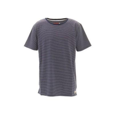 サルバドール(SLVDR) MOONLIGHT 半袖Tシャツ SD35JA79 NVY (メンズ)