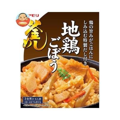 ヤマモリ 地鶏 釜めしの素地鶏ごぼう釜めし 231g×5箱入