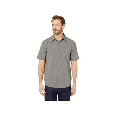 マーモット Aerobora Short Sleeve Shirt メンズ シャツ トップス Cinder