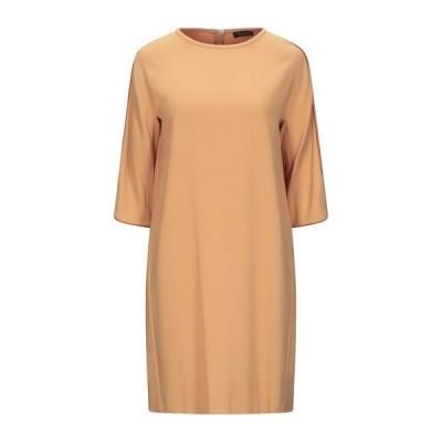 ANTONELLI チューブドレス  レディースファッション  ドレス、ブライダル  パーティドレス あんず色
