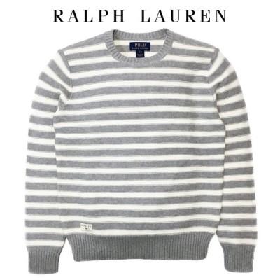 ポロ ラルフローレン ニット セーター ボーダー Polo Ralph Lauren ボーイズ BOYS