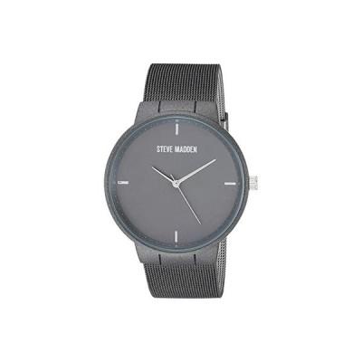 スティーブマッデン SMW389 メンズ 腕時計 時計 ファッションウォッチ Gray