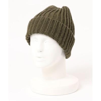 GOOD DEAL / 【HIGHLAND 2000 / ハイランド2000】British Wool 001 Bobcap WOMEN 帽子 > ニットキャップ/ビーニー