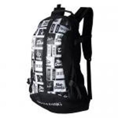 【新品/取寄品】バスケットプレイヤーのために開発されたバッグ ケイジャー DUKE LOGO(デューク ロゴ) ブラック 40-
