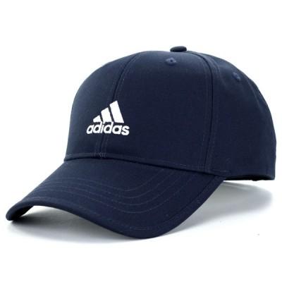 アディダス 大きいサイズ ツイル キャップ 野球帽 ベースボールキャップ スポーツ adidas cap 紺 ネイビー
