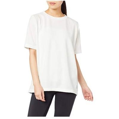 [シースリーフィット] シャツ リポーズTシャツ レディース GCW40111 ホワイト 日本 M (日本サイズM相当)