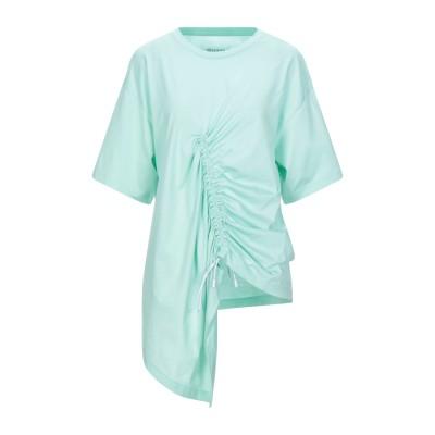 メゾン マルジェラ MAISON MARGIELA T シャツ ライトグリーン XS コットン 100% T シャツ