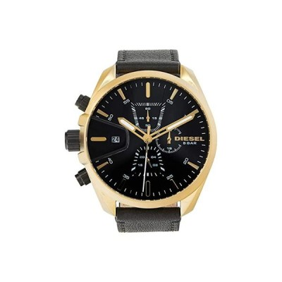 ディーゼル MS9 - DZ4516 メンズ 腕時計 時計 ファッションウォッチ Black
