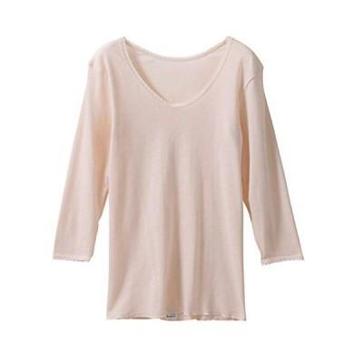(アングル)ANGLE GOLD-100 婦人 日本製 8分袖シャツ 通年タイプ (M)