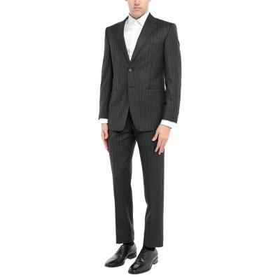 RIVIERA Milano スーツ スチールグレー 46 スーパー150 ウール 100% スーツ