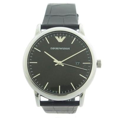 エンポリオ アルマーニ EMPORIO ARMANI KAPPA クオーツ メンズ 腕時計 AR2500 ブラック/ブラック ブラック