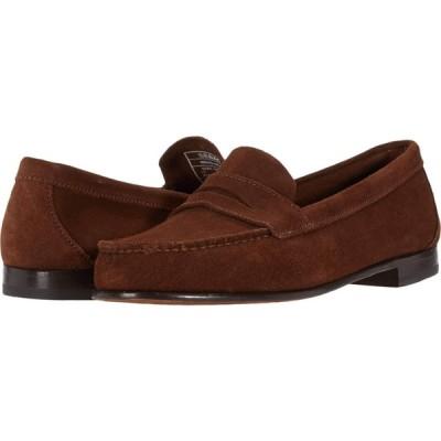 セバゴ Sebago メンズ ローファー シューズ・靴 Clark Suede Dark Brown
