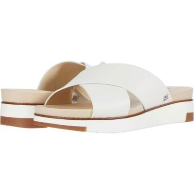 サム エデルマン Sam Edelman レディース サンダル・ミュール シューズ・靴 Audrea 2 Bright White Vaquero Saddle Leather