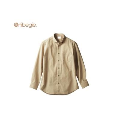 Onibegie OV2501 シャツ(長袖)(男女兼用) 【業務用】コック服