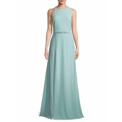ハルストンヘリテージ レディース ワンピース Sleeveless Floor-Length Gown