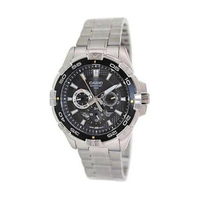 腕時計 カシオ Casio メンズ Core MTD1069D-1AV シルバー ステンレス-スチール クォーツ 腕時計