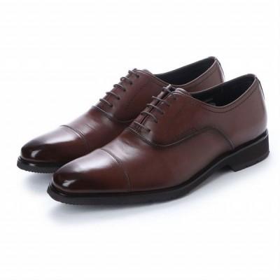 madras Walk MW8020 マドラスウォーク ゴアテックス GORE-TEX カップインソール 本革 透湿&防水&軽量  牛革 紐 紳士靴 ビジネスシューズ ブラウン