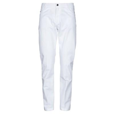 ARMATA DI MARE パンツ ホワイト 52 コットン 97% / ポリウレタン 3% パンツ