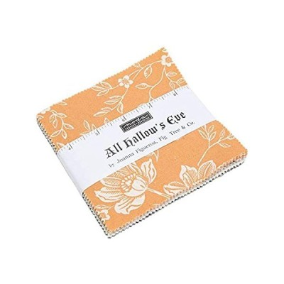 All Hallow's Eve Charm Pack by Joanna Figueroa of Fig Tree Quilts; 42-5 Inc