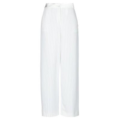 ジジル JIJIL パンツ ホワイト 38 ポリエステル 94% / ポリウレタン 6% パンツ