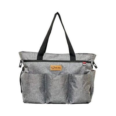 【Bliss Fellows】おしゃれなマザーズバッグ キャンパス生地 旅行 通勤 タウンでも使える 大容量 軽量 トートバッグ ママバッグ ベビー用