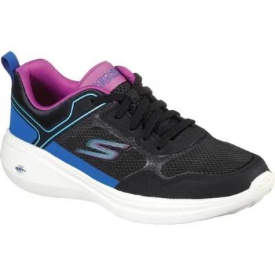 スケッチャーズ Skechers レディース ランニング・ウォーキング スニーカー シューズ・靴 GOrun Fast Retro Insight Sneaker Black/Multi