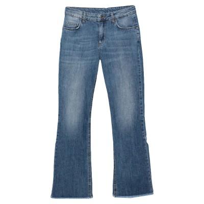 リュー ジョー LIU •JO デニムカプリパンツ ブルー 25 コットン 98% / ポリウレタン 2% デニムカプリパンツ