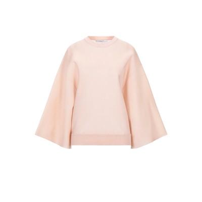 ジバンシィ GIVENCHY スウェットシャツ ローズピンク XS シルク 55% / レーヨン 45% / ナイロン / ポリウレタン スウェット