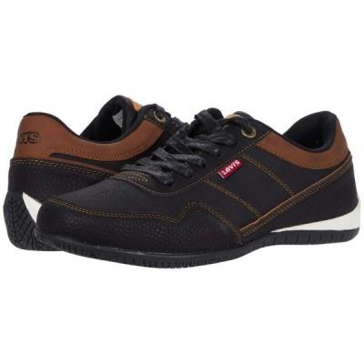 リーバイス Levi's Shoes メンズ スニーカー シューズ・靴 Rio 3 Tumbled Wax Black/Tan