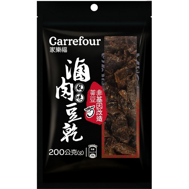家福滷肉風味豆乾(非基改)