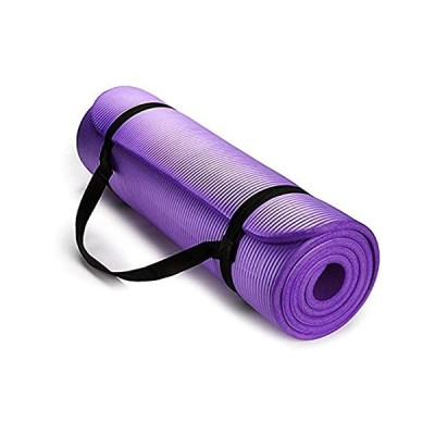 SIRUINI Thick Yoga Mats for Women,1/2 inch Thick All-Purpose Extra Thick Hi