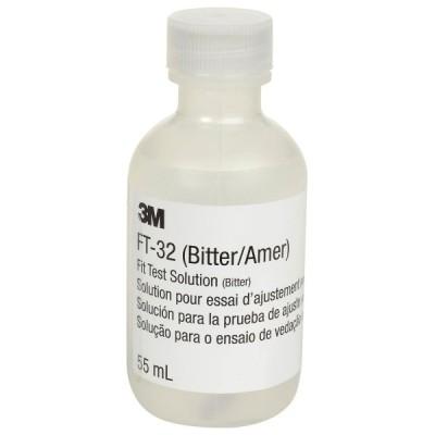 Qualitative Respirator Fit-Test Apparatus  Bitter Ft-30 Fit Test Solution Bitter 55Ml 並行輸入品
