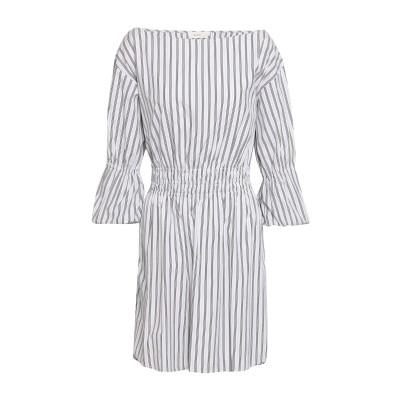 エー・エル・シー A.L.C. ミニワンピース&ドレス ホワイト 0 コットン 100% ミニワンピース&ドレス