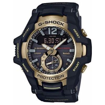 腕時計 カシオ メンズ Casio G-Shock GRB100GB-1A GRAVITYMASTER Connected Solar Powered Watch