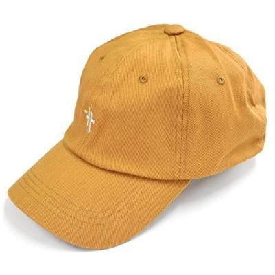 [クリサンドラ] 帽子 キャップ メンズ ローキャップ ブランド 男女兼用 レディース 6パネル コットン CAP フリーサイズ カジュアル クロス柄