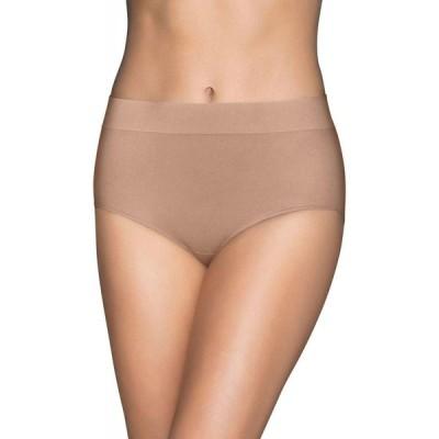 バニティフェア Vanity Fair レディース ショーツのみ インナー・下着 High-Cut Beyond Comfort' Brief Underwear 13212 Honey Beige