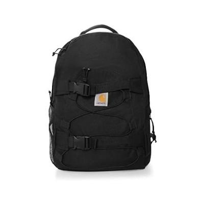Carhartt−wip リュック リュックサック バックパック 大容量 PCバッグ 通学 旅行 出張 男女兼用 多機能バッグ 防水 (ブラック)