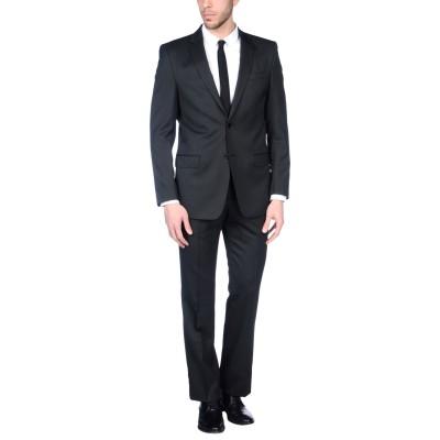 VERSACE COLLECTION スーツ ブラック 48 ウール 59% / ポリエチレン 39% / ポリウレタン 2% スーツ