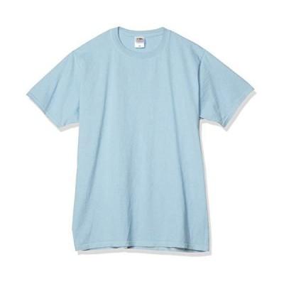 メイクアップ 倉敷製品染めTシャツ (L) ソーダ MU3930HDLSO 日本 L (日本サイズL相当)