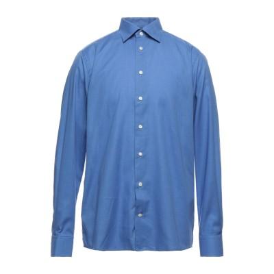 ETON シャツ ブルー 41 コットン 100% シャツ