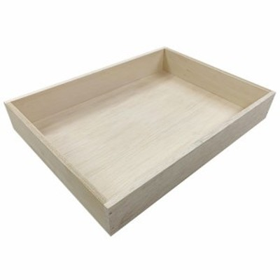キリバコ 40×200×270mm│収納・クローゼット用品 木箱